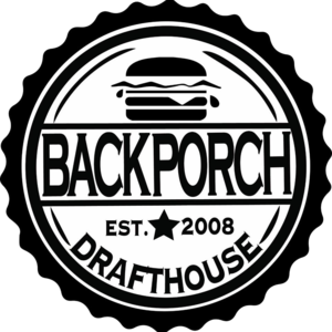 Backporch Drafthouse Temple Delivery Menu